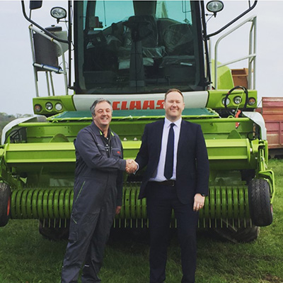 Local broker saves Bugle agricultural contractor thousands